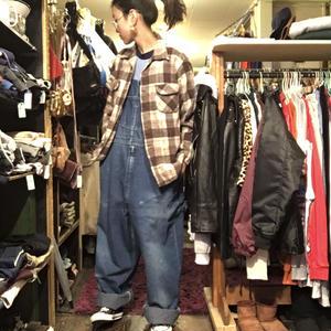 [USED] OSHKOSH オーバーサイズ overalls