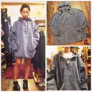 [USED] Later90's BIG P/Oパーカー