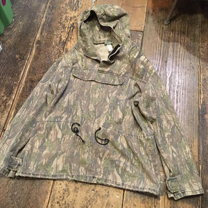 [USED] REAL TREE CAMO柄 アノラック