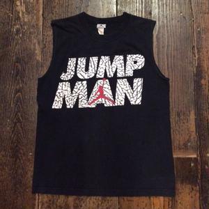 """[USED] """"JUMP MAN"""" JORDAN Tee"""