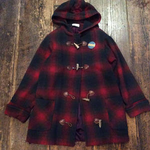 [USED] 90's LANDS END ダッフルコート