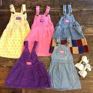 [USED] -KIDS- OSHKOSH ジャンパースカート