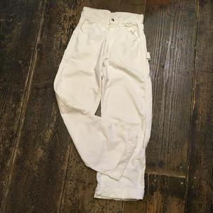 [USED] Vintage WHITE Painter pants