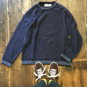 [USED]  made in ITALY.  素敵ニット
