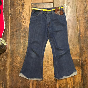 [USED] Vintage Levi's 684 CUTOFF DENIM W31