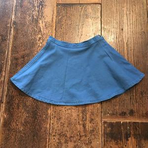[USED] American Apparel ブルー Denim skirt