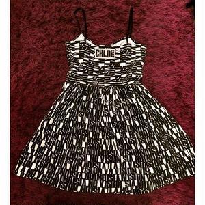 [USED] CHLOE SEVIGNY FOR OC × VISION  ミニ ドレス