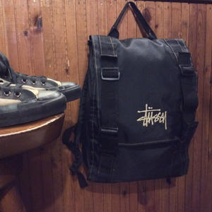 [USED] 90's OLD STUSSY リュック