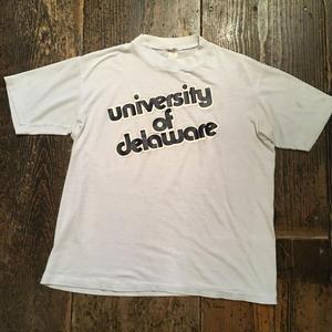 [USED] vintage Tee  University of Delaware