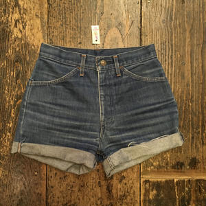 [USED] 80's levi's !!! Denim shorts