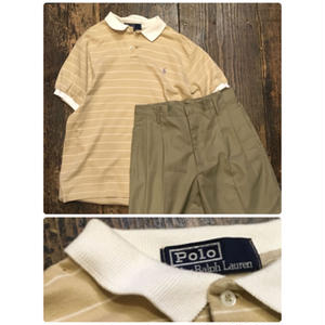 [USED]Ralph Lauren POLOシャツ