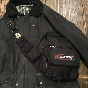 "[USED]  珍品!made in USA  ""EAST PAK ""  Messenger Bag"