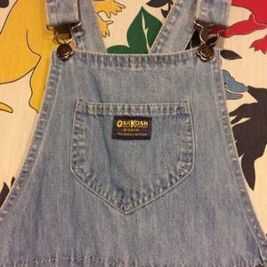 [USED]  OSH KOSH ジャンパースカート