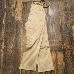 [USED] '72 vintage  US ARMY CHINO PANTS