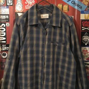 [USED] 渋くてかっこいいCheckシャツ