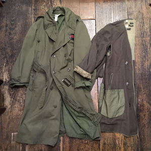 [USED] 50's US  ARMY トレンチコート