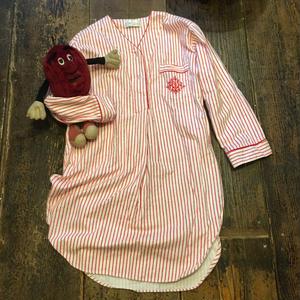 [USED] プルオーバー スリーピングシャツ