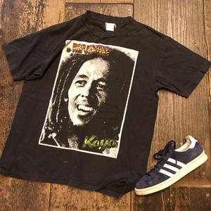 [USED] 90's  vintage BOB MARLEY Tee