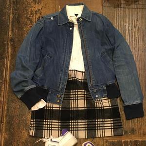 [USED] Vintage Calvin Klein DENIM JKT