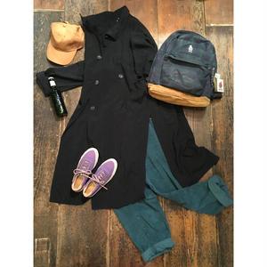 [USED] BLACK  ロングコート
