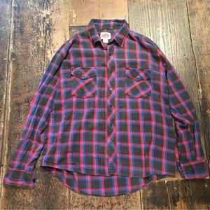 [USED] Dickies ネルシャツ