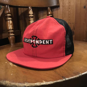 [USED] INDEPENDENT CAP made in USA.