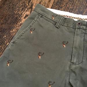 [USED] Ralph Lauren トナカイ刺繍 PANTS