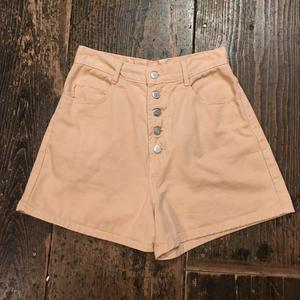 [USED] high-waistはだいろshort pants