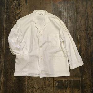 [USED] ステキなホワイトコットンシャツ