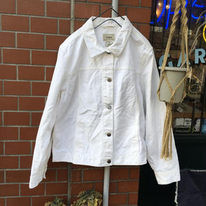 [USED] L.L.Bean  COTTON Gジャン