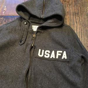 "[USED] ""USAFA"" WOOL コート"