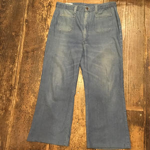 [GARDE-Nworks] BIG JOHN DENIM PANTS