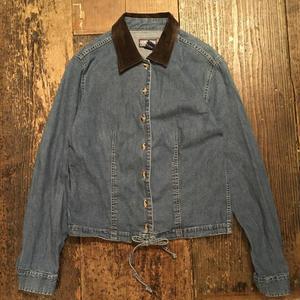 [USED] ジャケット風 Denim シャツ