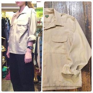 [USED] CORISCO 開襟シャツ