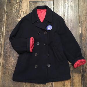 [USED] GOOD SIZE  な Pコート