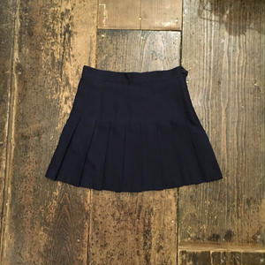 [USED] American apparel プリーツミニスカ