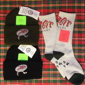 [MY LOADS ARE LIGHT×ALI'S GROCERY] SOCKS