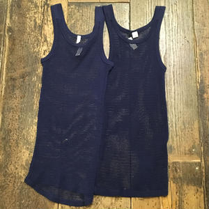 [USED] メッシュTANKTOP LONG