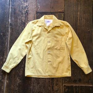 [USED] vintage  CUMPUSコーデュロイシャツ