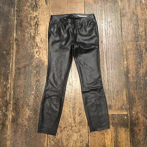 [USED] Fake leather スキニーPANTS!!