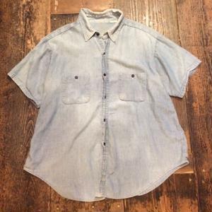 [USED] vintage ダンガリーシャツ
