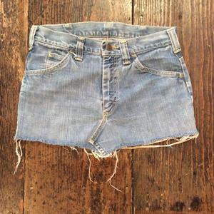 [USED] 70's Lee DENIMスカート
