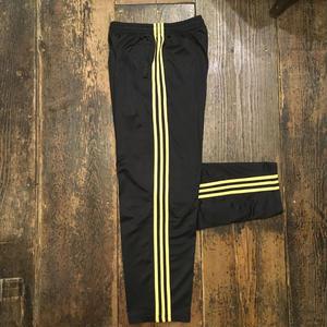 [USED] yellow line ジャージパンツ
