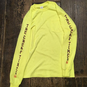 [CHEAP TIME$]  DON'T THINK FEEL  ロンTee