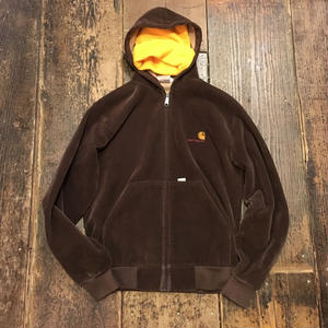 [USED] Carhartt BROWN 裏フリース PARKA