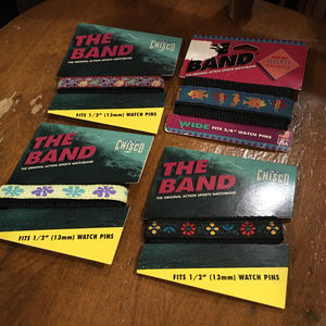 "[DEADSTOCK] 90's ""THE BAND""  WATCH BAND  made in USA."