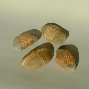 Indian souvenir stone*
