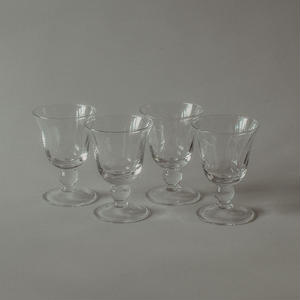 Liquer glass cup