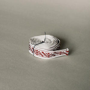 Latvia Embroidery ribbon