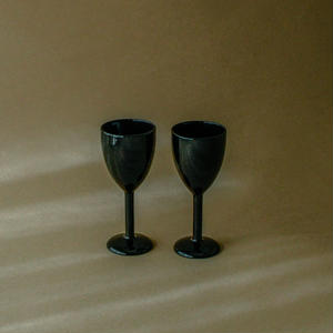 Plastic miniature glasses*